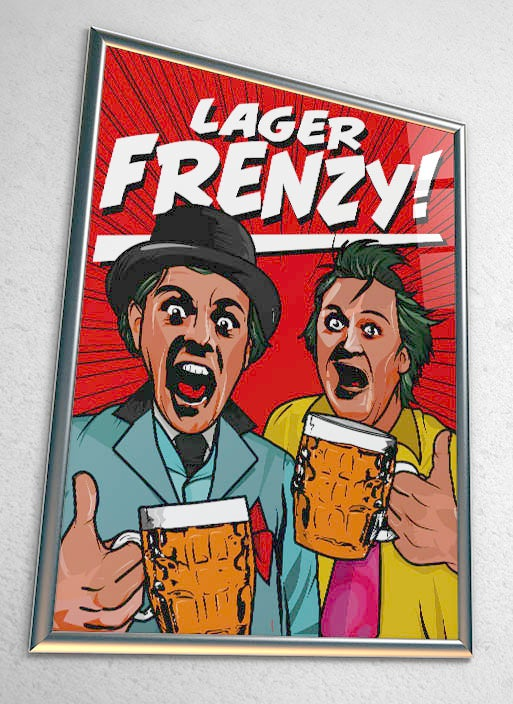 Image of Lager Frenzy