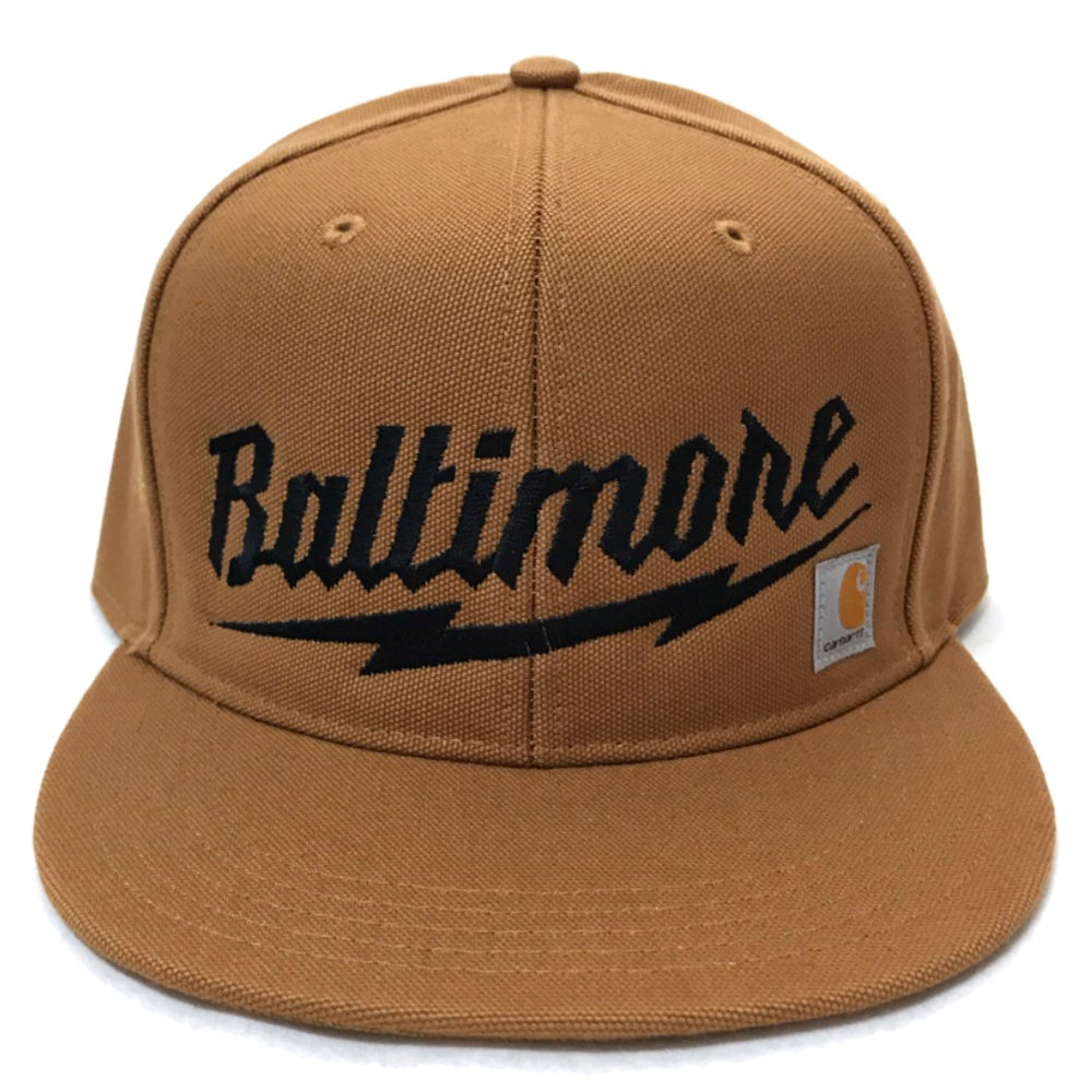 Image of Baltimore x Carhartt Hat (Free US Shipping)