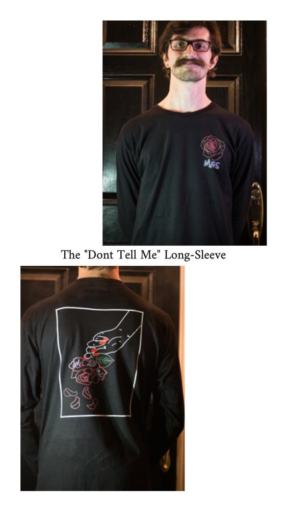 "Image of The ""Don't Tell Me"" Long-Sleeve"
