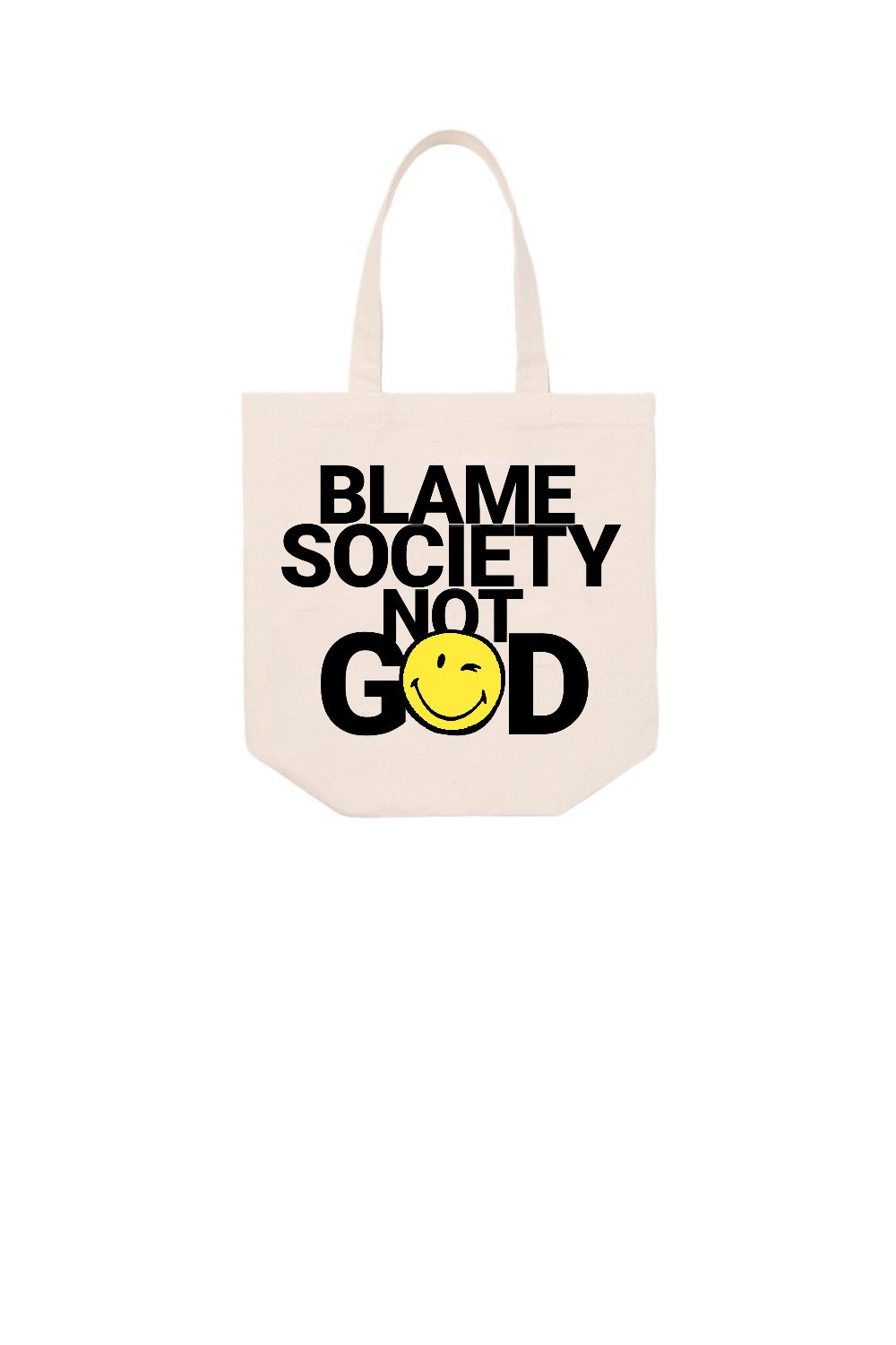 Image of BSND BADGE + TOTE BAG