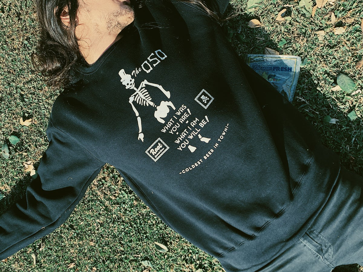THE MORGUE | OSO for ROOT | Crewneck