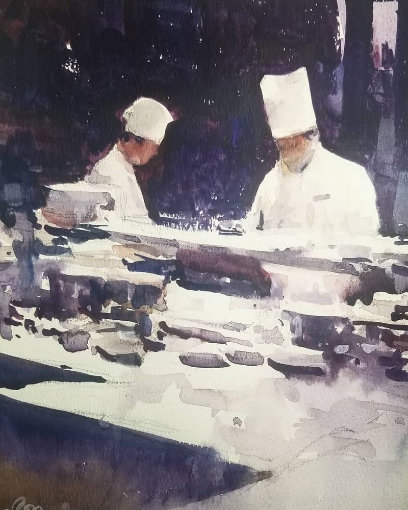 Image of Chef Life prints