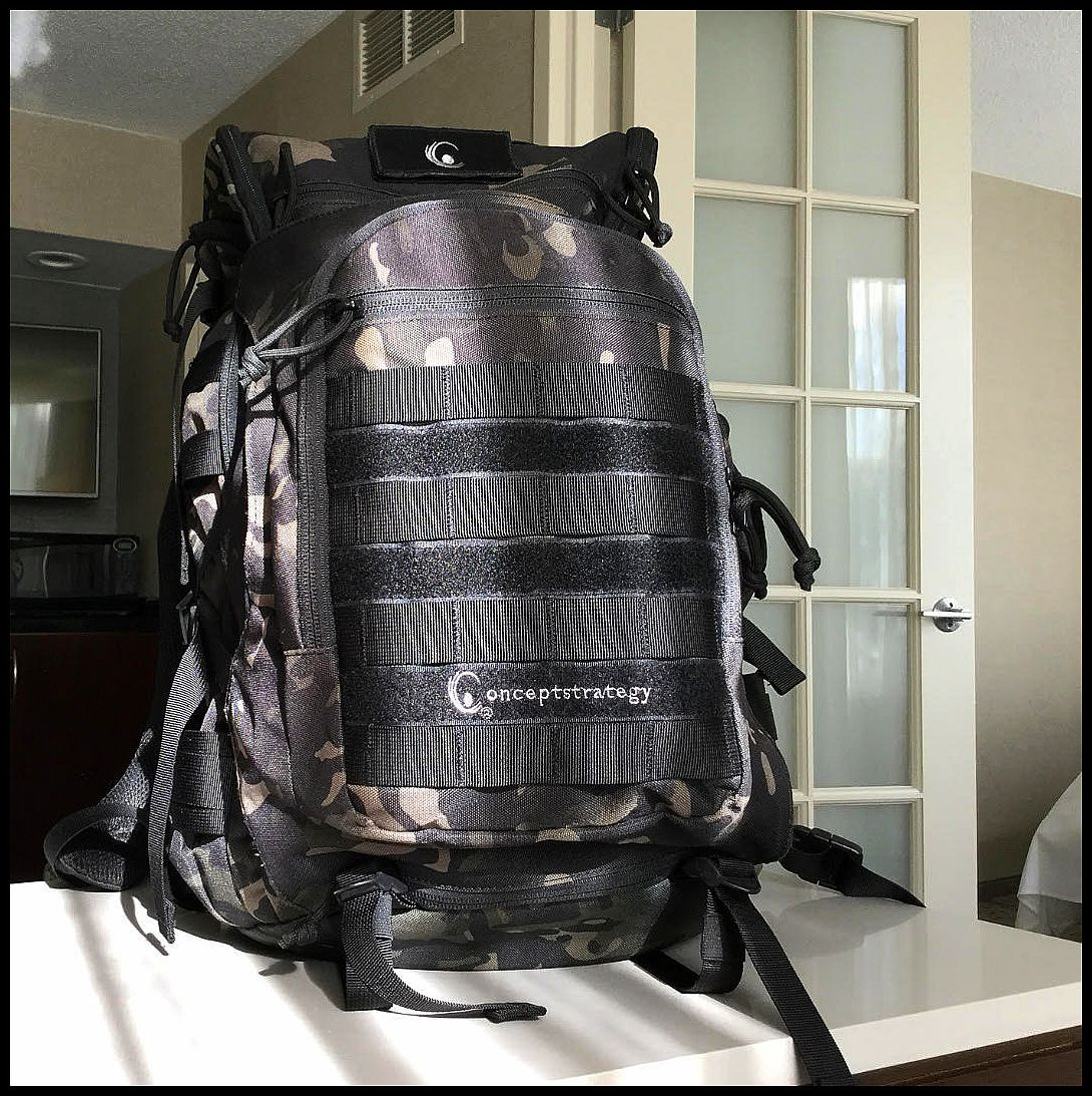 Image of Urban Space Pack ❼™ - High Quality Tactical Survival Back Pack