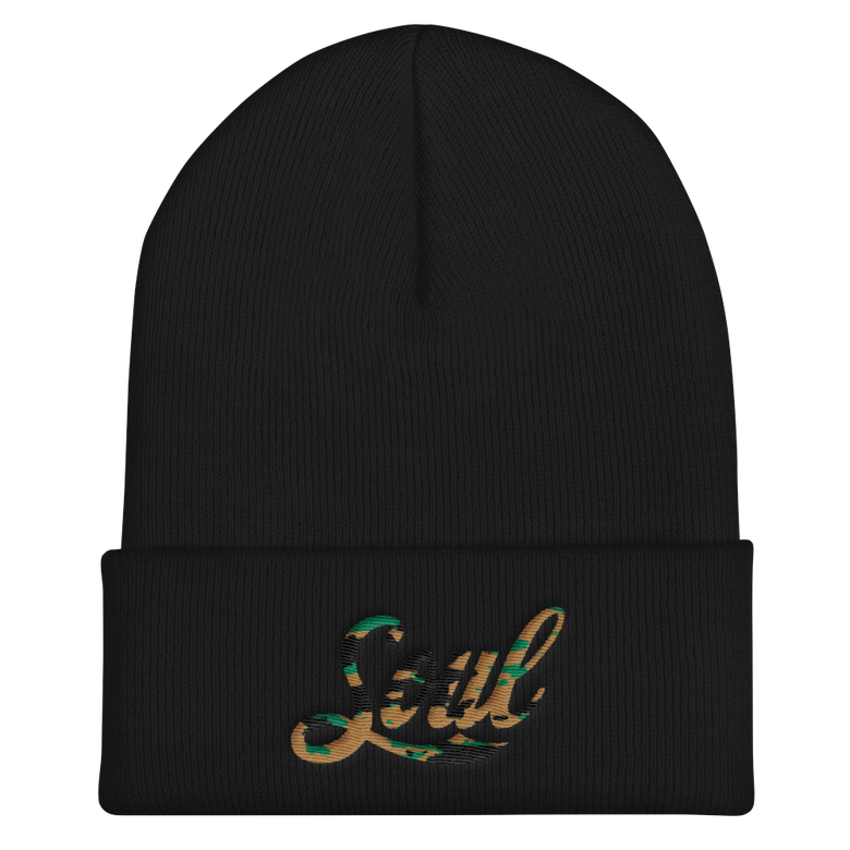 Image of Soul camo beanie