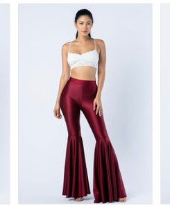 Image of Flare pants