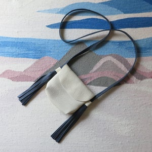 Image of Cora mini purse #1487 BUTTER
