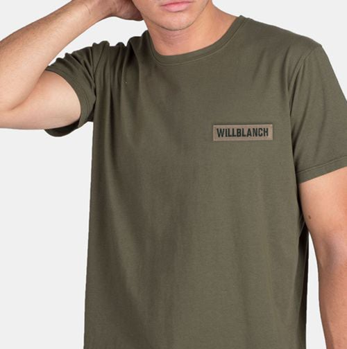 Image of GREEN PATCH (PREMIUM TEE)