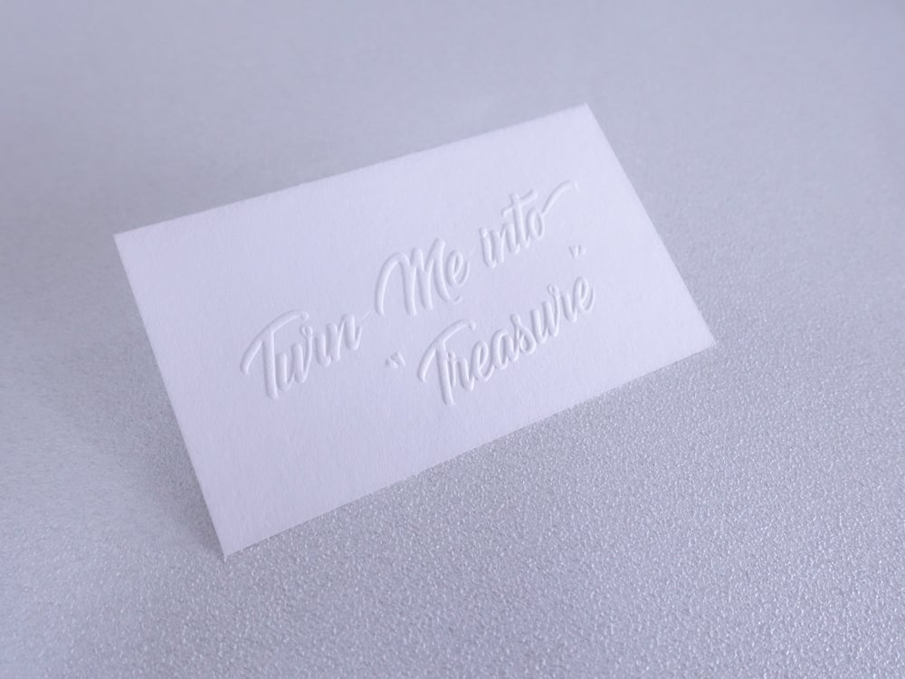 Image of 100 x 285gsm White Luna