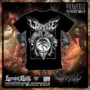 Image of WORMHOLE - Ore Aliens Tshirt