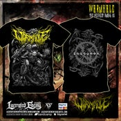 Image of WORMHOLE - Ingswarm Tshirt