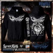 Image of WORMHOLE - Ore Aliens - Pullover Hoodie