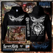 Image of WORMHOLE - Ore Aliens Hoodie Bundle