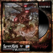 Image of WORMHOLE - The Weakest Among Us - BLACK vinyl LP