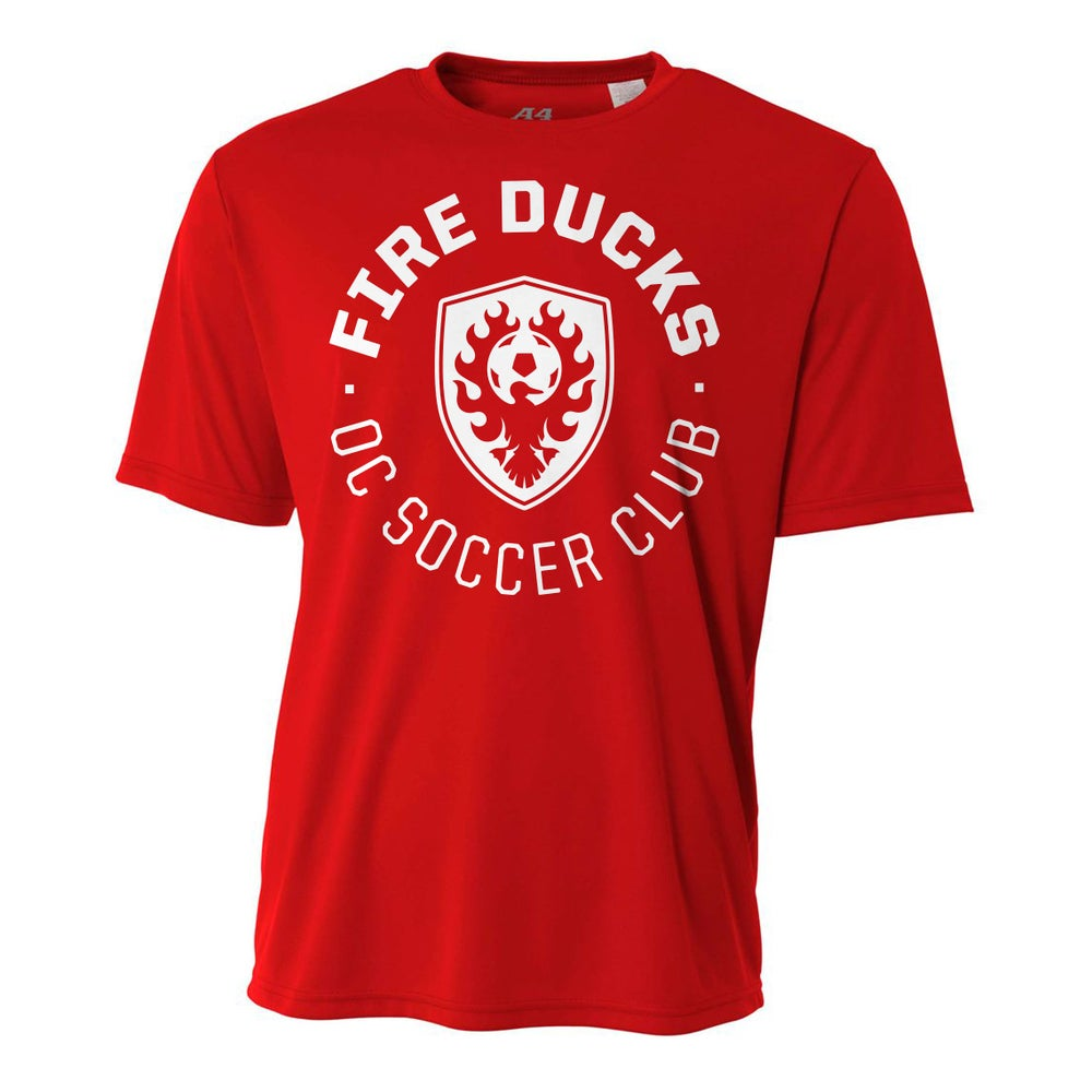 Image of Fire Ducks Youth Jersey