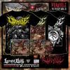 Wormhole - Ultimate Shirts + CDs Bundle