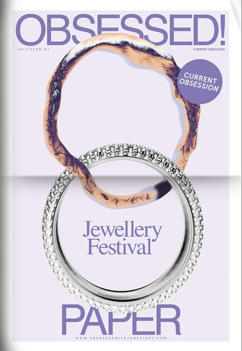 Image of OBSESSED! Jewellery Festival Paper