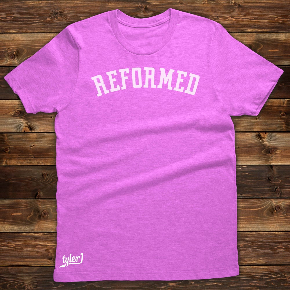 Image of Reformed Tee - Pink