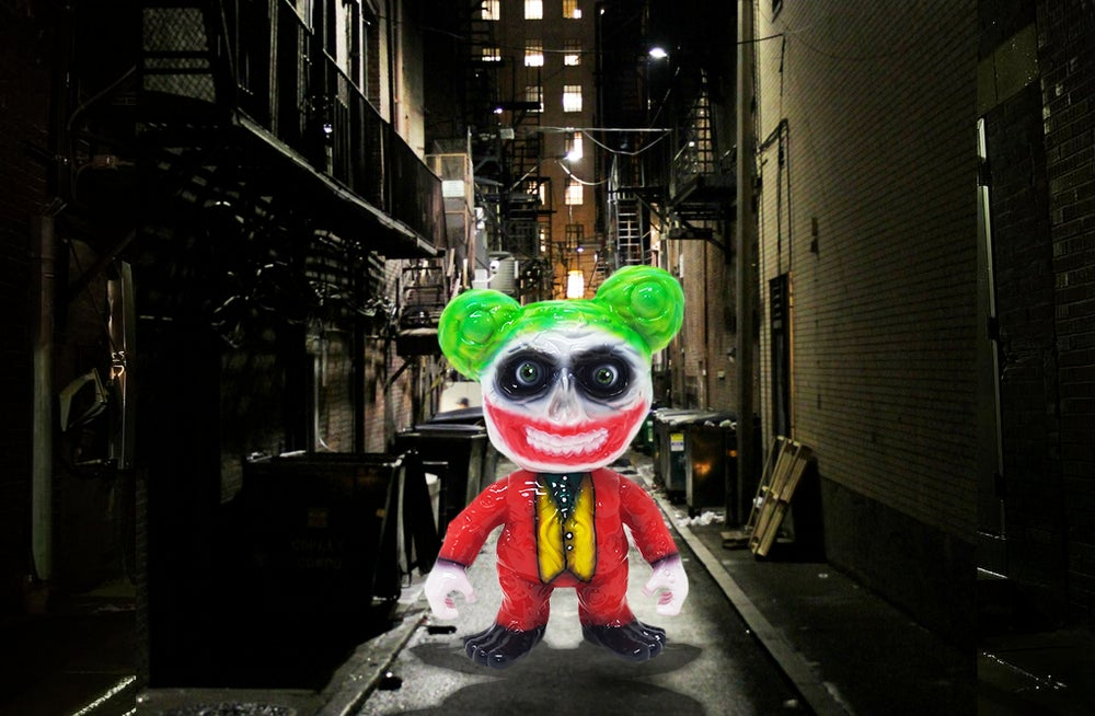 Image of Joker Bruzzy Ltd edition Halloween '19