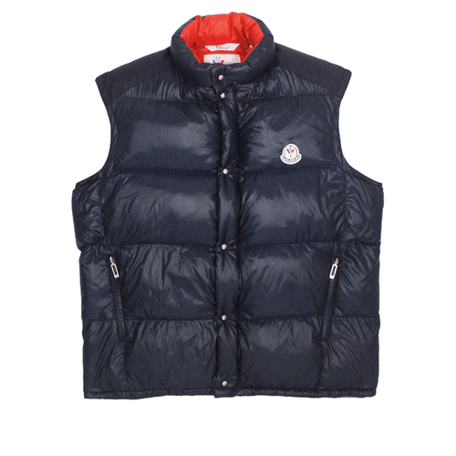 Image of Moncler Grenoble Vintage Puffer Jacket Size 5 Fit L