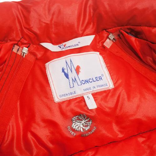 Image of Moncler Grenoble Vintage Puffer Jacket Size 5 Fit L