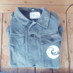 Image of Vintage Swiss Denim Jacket