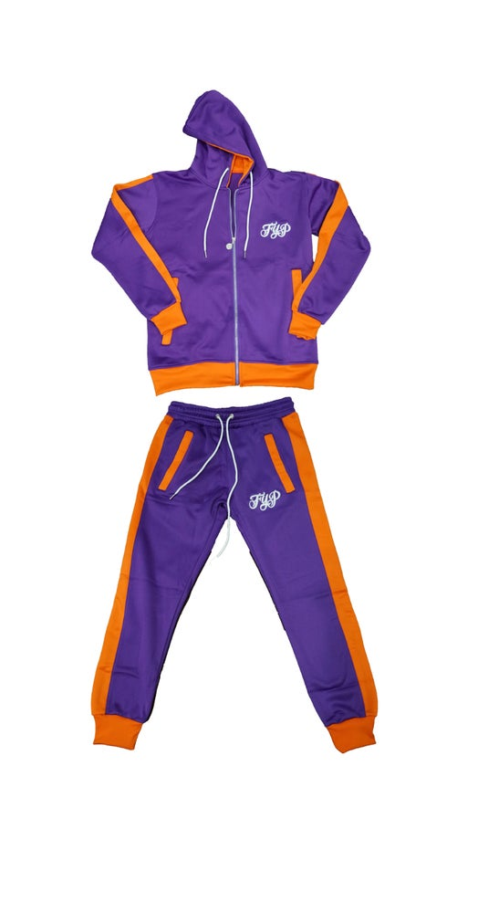 Image of Night Before Polyester Track Suit
