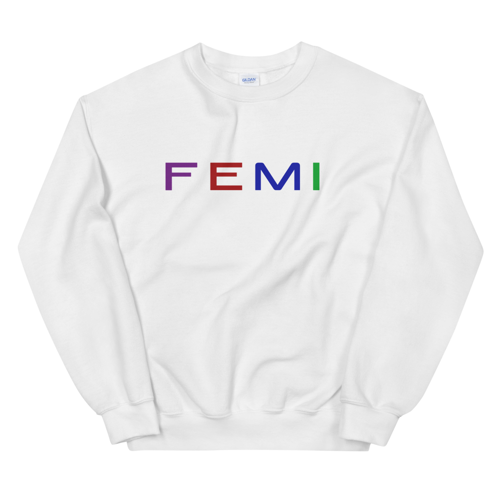 Image of FEMI - Sweatshirt