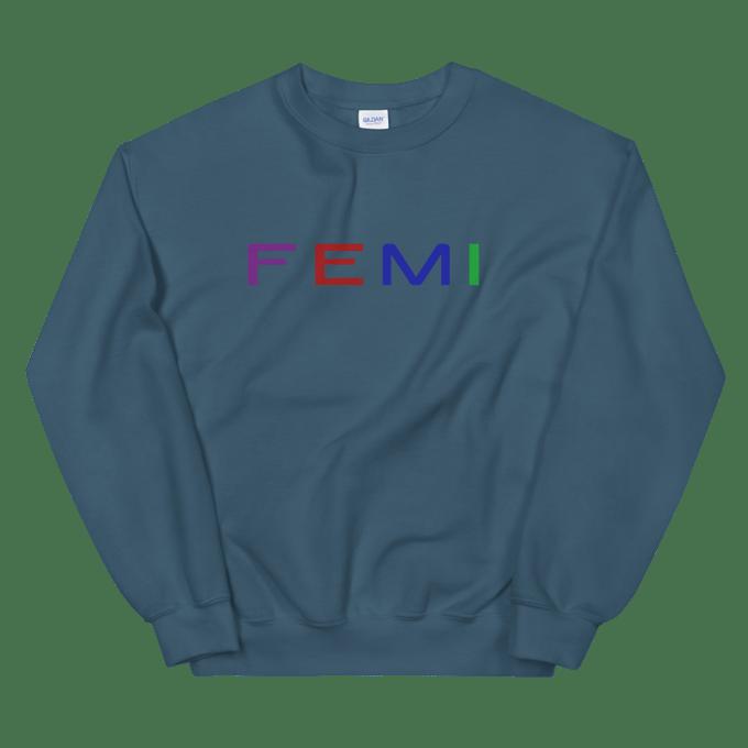 Image of FEMI - Sweatshirt