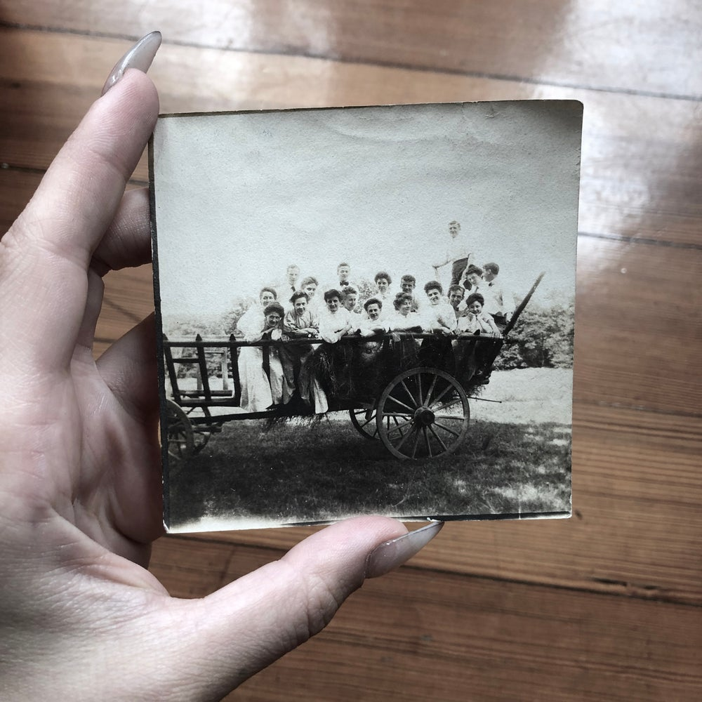 Image of Hayride Photograph