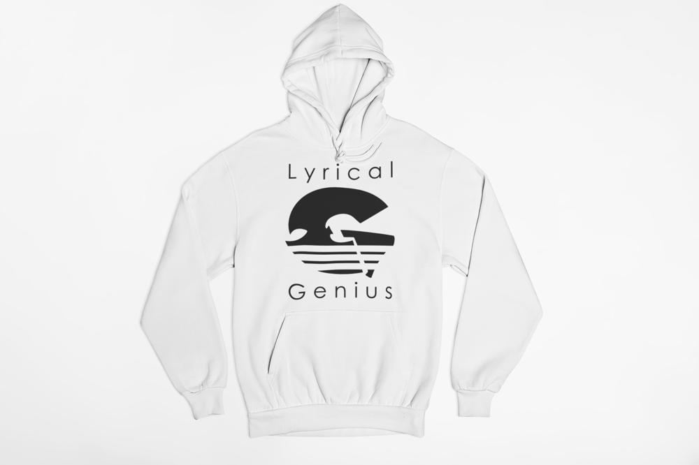 Image of Lyrical Genius Hoodie