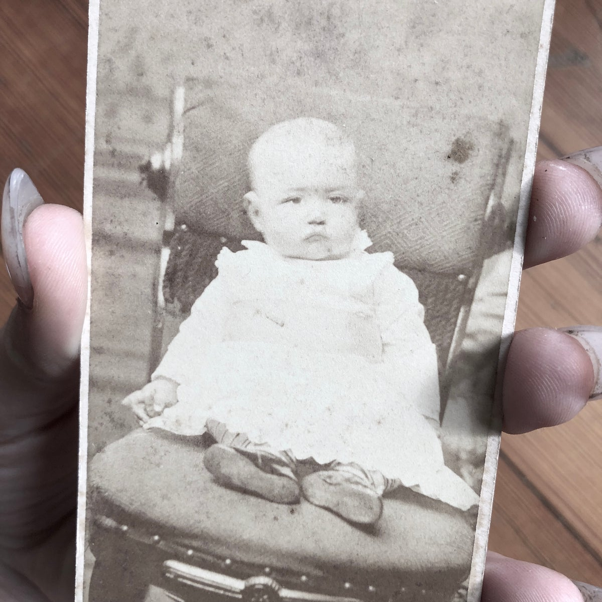 Image of Disappointed Baby
