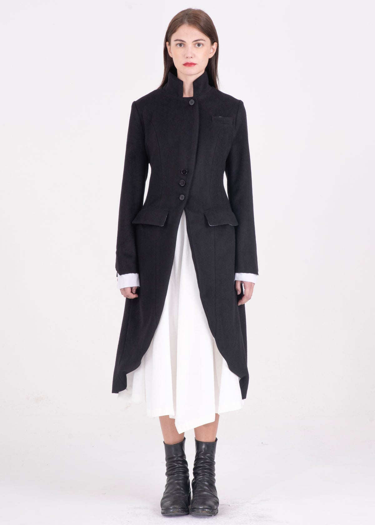 Image of Wool Blazer & Coat  001