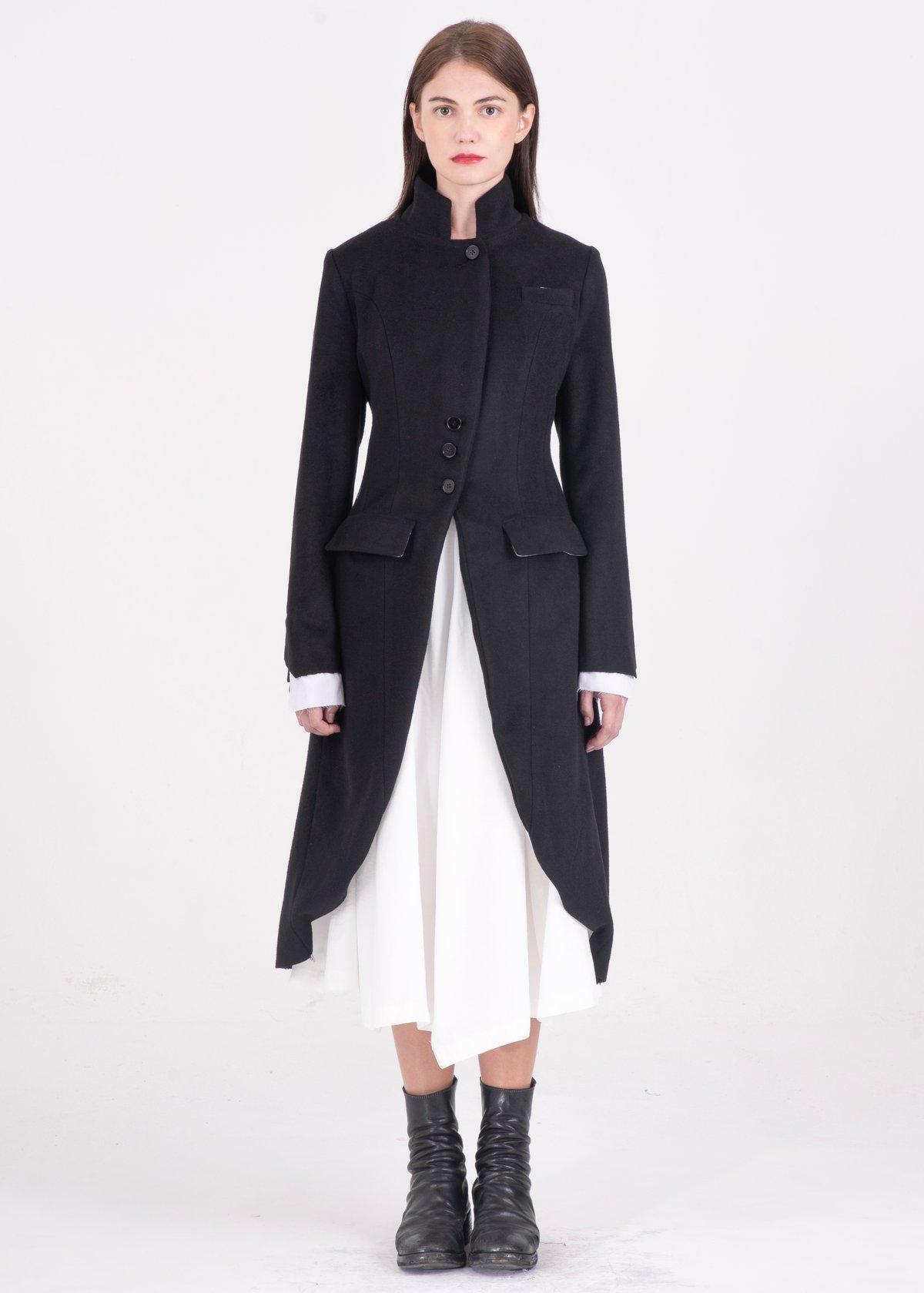 Image of Wool Blazer & Coat  001