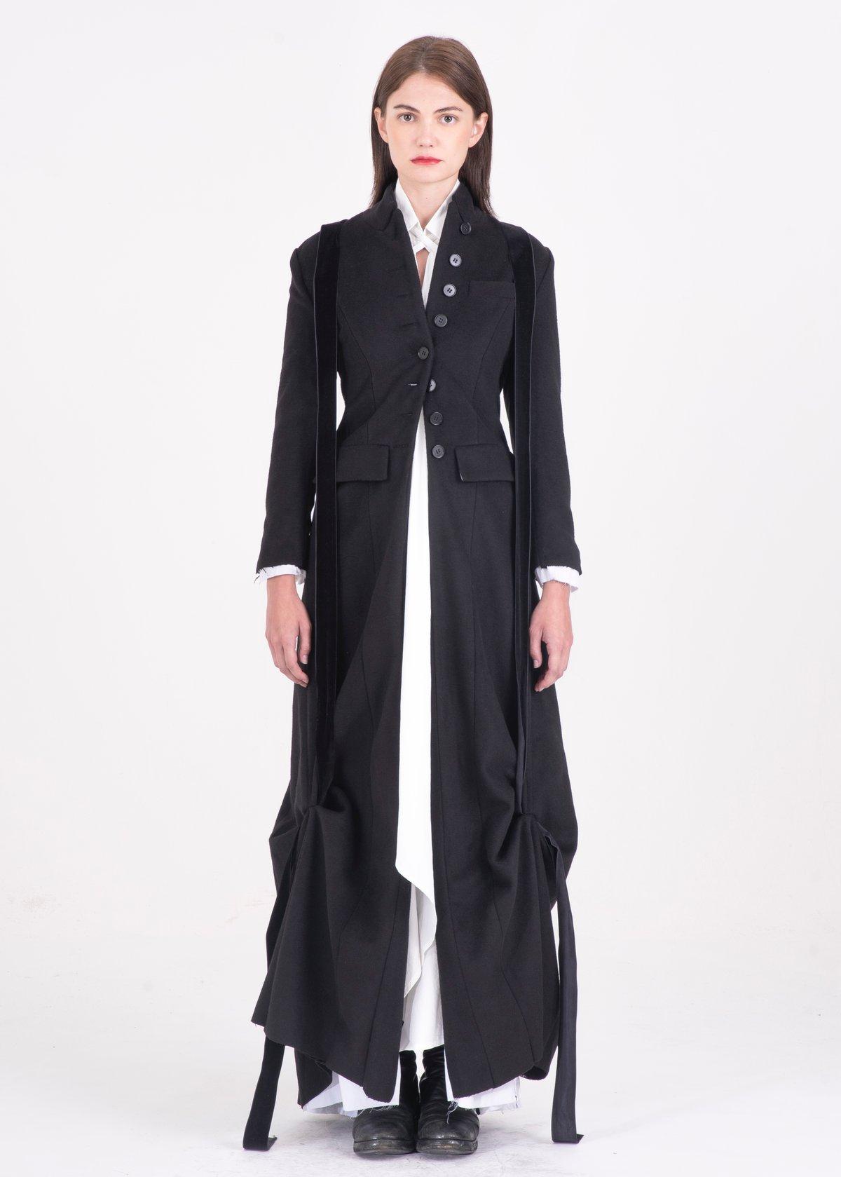 Image of Wool Blazer & Coat 002