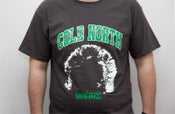 Image of Cold North - Green Logo T-Shirt