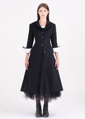 Image of Wool Blazer & Coat  003
