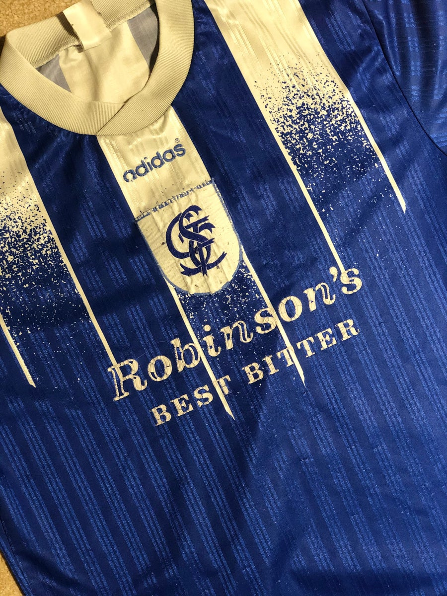 Image of Replica 1996-98 adidas Home Shirt
