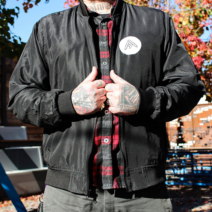 Image of Unisex Bomber Jacket