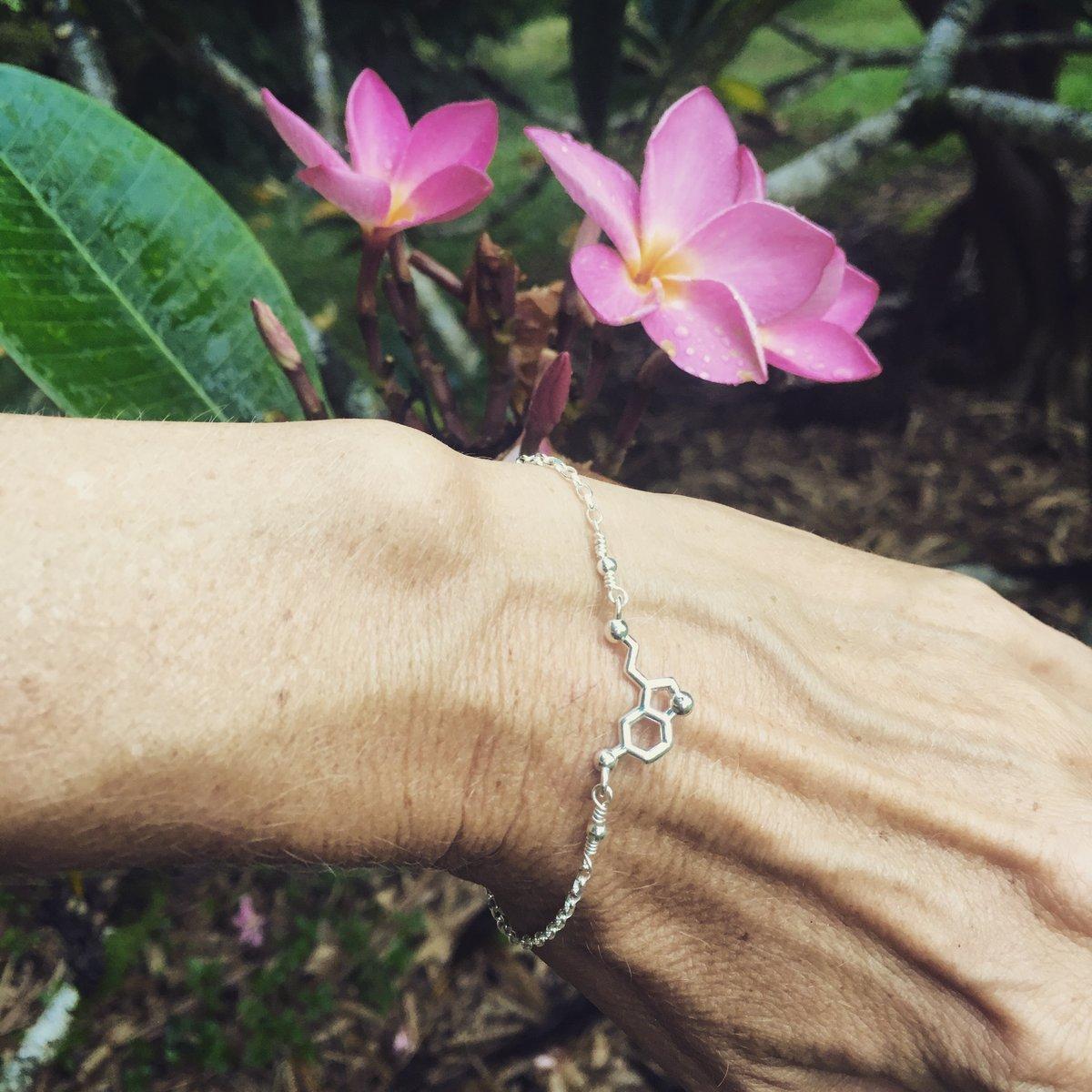 Image of molecule bracelet