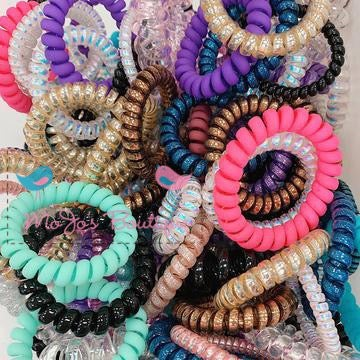 Image of Hotline Hair ties! BUY 3 get 1 FREE