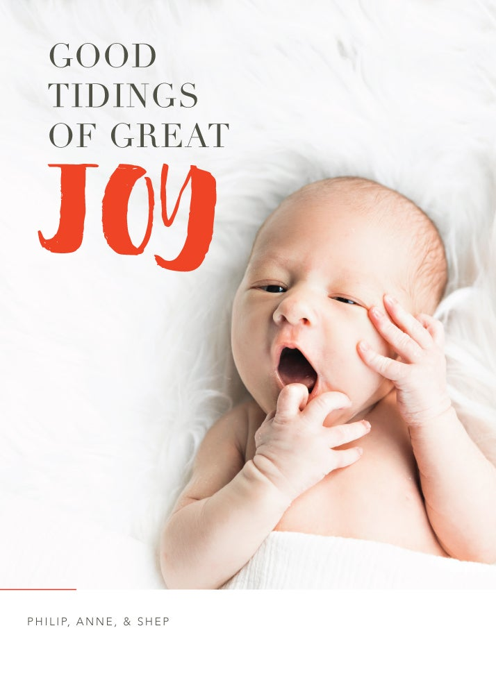 Image of Great Joy!