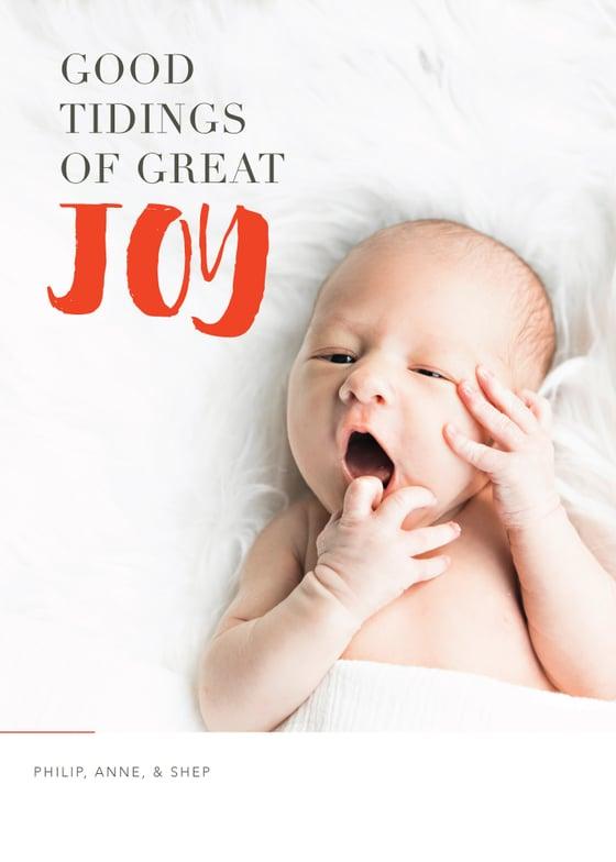 Image of Great Joy!