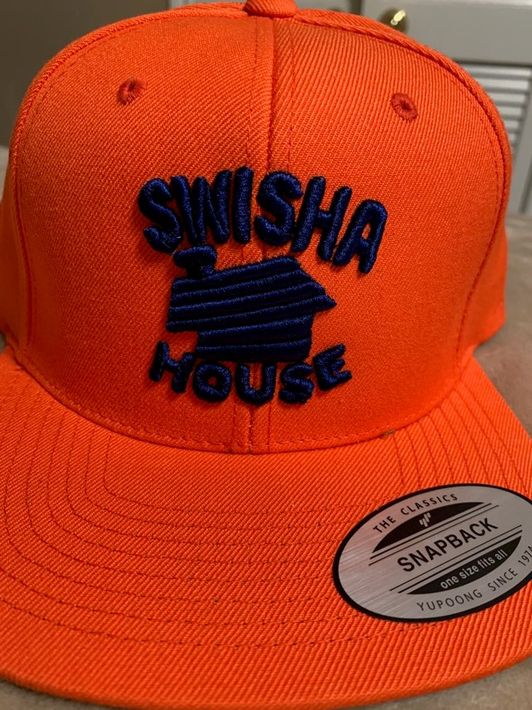 Image of SH Limited Edition #Take it Back Orange Snapback