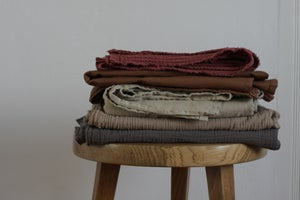Image of linen tablecloth