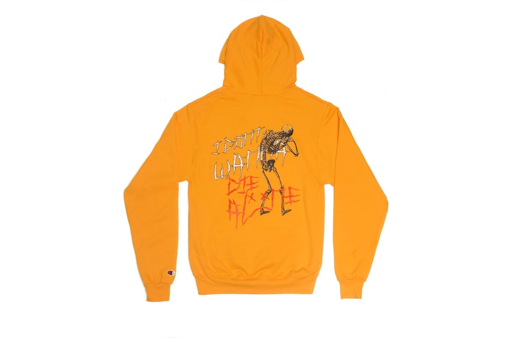 "Image of ""Leave Me Be"" Hoodie"