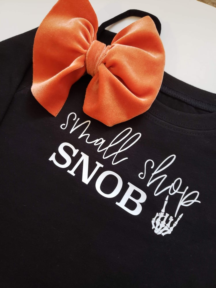 Image of Small Shop Snob Tee