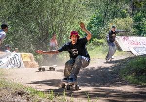 Image of The Platipus Skateboards Off-Road Kit