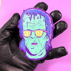 Image of Bogus (Holographic Decal)