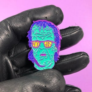 Image of Bogus (Enamel Pin)