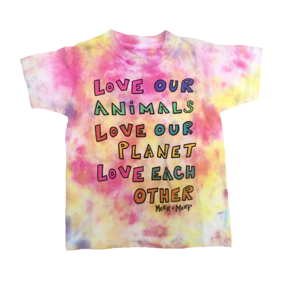 "Image of LOVE OUR WORLD - ""MY LITTLE PONY"" (SIZE 2T)"